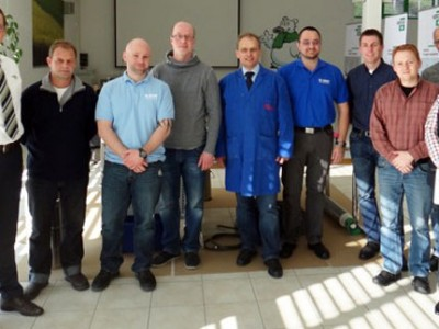 Participants of the cryogenic workshop