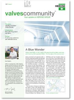 valvescommunity - Your update on HEROSE GROUP
