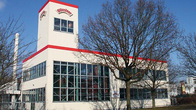 Ein Wahrzeichen von Bad Oldesloe: das Stammhaus