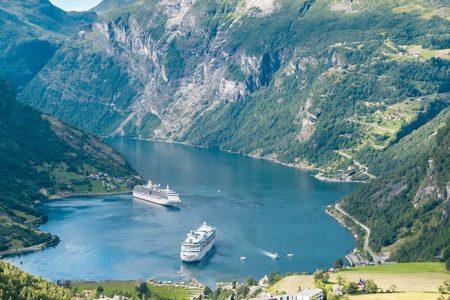 Fjordline setzt auf LNG Fähren