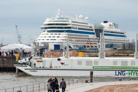 LNG-Barge Hummel