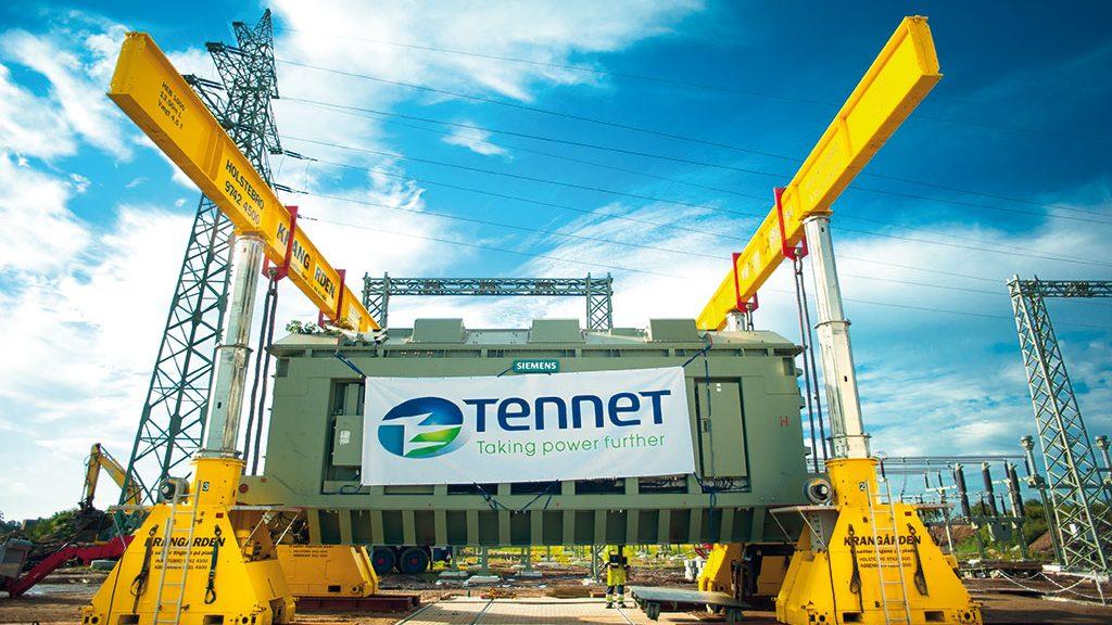 In Transformatoren werden bis zu 40 Tonnen Öl für die Kühlung benötigt