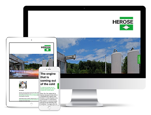 HEROSE Newsletter
